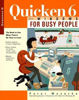 Quicken 6 for Windows for Busy People 9780078822438