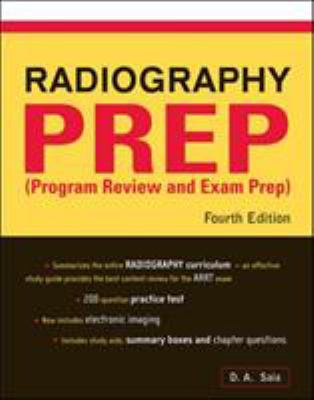 Radiography PREP: Program Review and Exam Prep 9780071441650