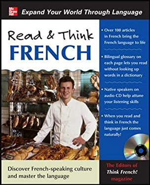 Read & Think French [With CD (Audio)]