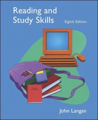 Reading and Study Skills with Student CD-ROM 9780073288437