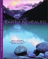 Ready Notes for Use with Physical Geology Eighth Edition [With CDROMWith Earth Revealed Textbook]
