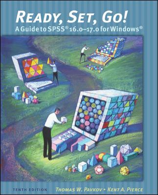 Ready, Set, Go!: A Student Guide to SPSS 16.0-17.0 for Windows 9780077280314