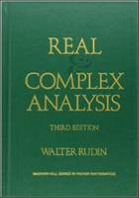 real and complex analysis by walter rudin 3rd edition pdf