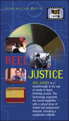 Reel Justice Interactive Movie CD-ROM 9780072961201