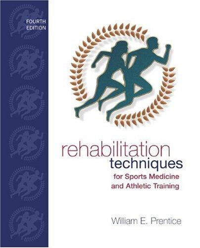 Rehabilitation Techniques in Sports Medicine 9780072462104