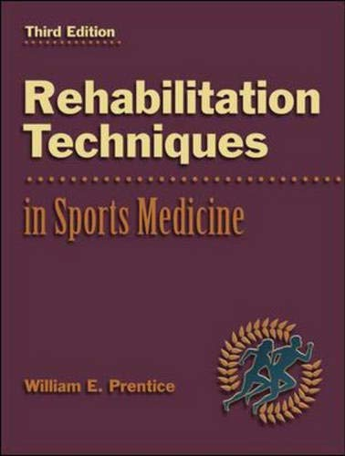 Rehabilitation Techniques in Sports Medicine with Powerweb: Health & Human Performance 9780072506150