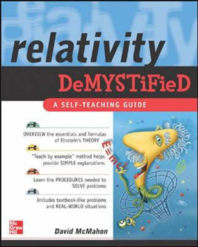 Relativity Demystified 9780071455459