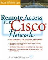 Remote Access for Cisco Network