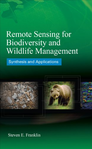 Remote Sensing for Biodiversity and Wildlife Management: Synthesis and Applications 9780071622479