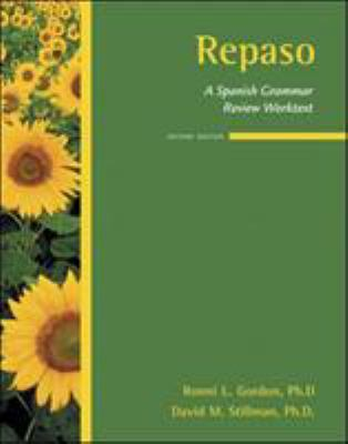 Repaso: A Spanish Grammar Review Worktext 9780073534367