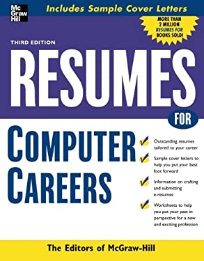 Resumes for Computer Careers 9780071493208