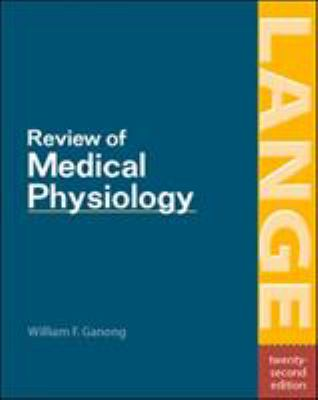 Review of Medical Physiology 9780071440400
