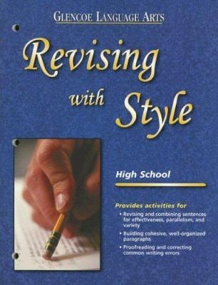 Revising with Style: High School 9780078246999
