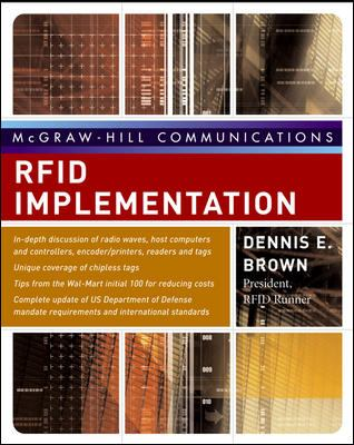 Rfid Implementation 9780072263244
