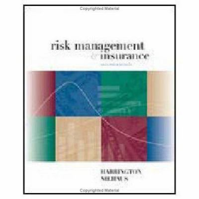 Risk Management and Insurance 9780072339703