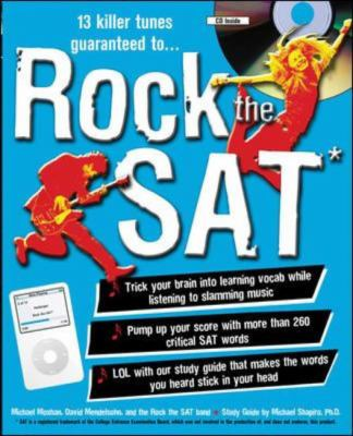 Rock the SAT [With CD] 9780071469036