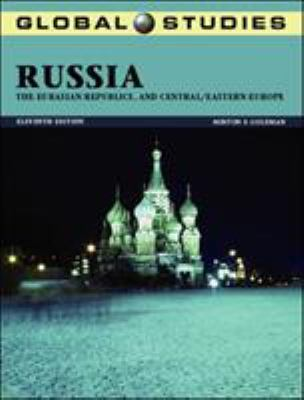 Russia, the Baltic and Eurasian Republics, and Central/Eastern Europe 9780073379890