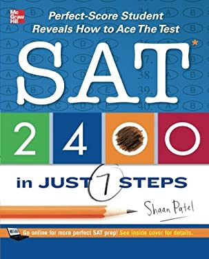 SAT 2400 in Just 7 Steps 9780071780995