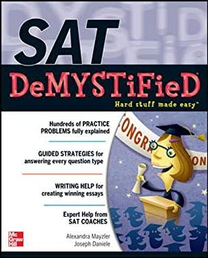SAT Demystified 9780071752954