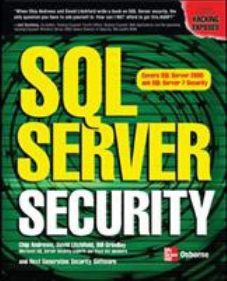 SQL Server Security 9780072225150