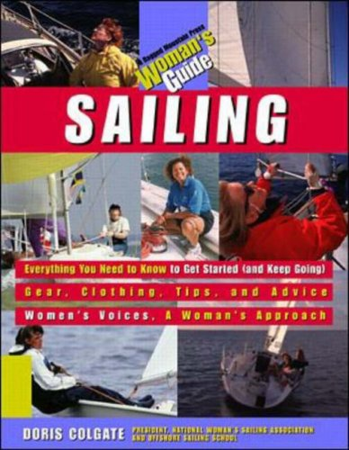 Sailing: A Woman's Guide 9780070067202