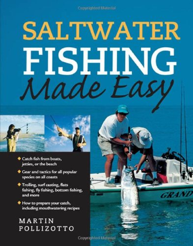 Saltwater Fishing Made Easy 9780071467223