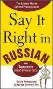 Say It Right in Russian 9780071492317