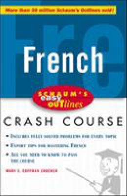 Schaum's Easy Outline of French 9780070527157