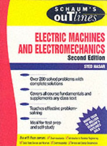 Schaum's Outline Electric Machines & Electromechanics