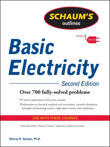 Schaum's Outline of Basic Electricity 9780071635288