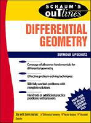 Schaum's Outline of Differential Geometry 9780070379855