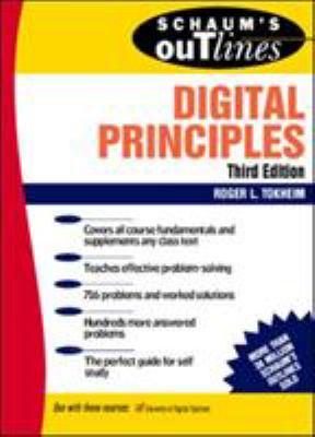Schaum's Outline of Digital Principles 9780070650503