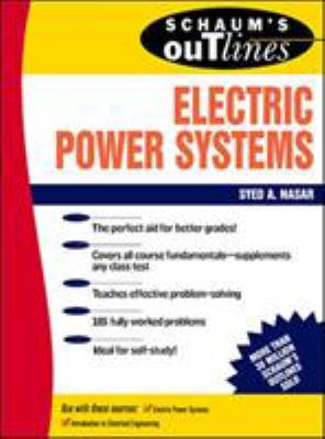Schaum's Outline of Electrical Power Systems 9780070459175