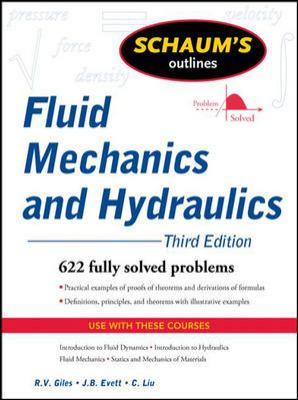 Schaum's Outline of Fluid Mechanics and Hydraulics 9780071611640