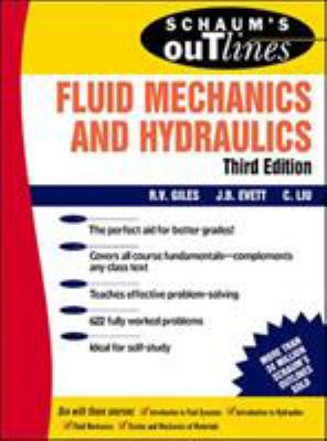 Schaum's Outline of Fluid Mechanics and Hydraulics 9780070205093