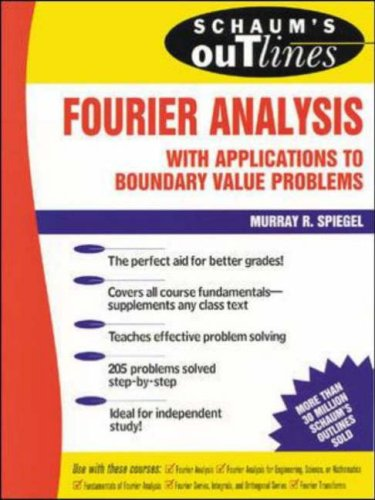 Schaum's Outline of Fourier Analysis with Applications to Boundary Value Problems 9780070602199