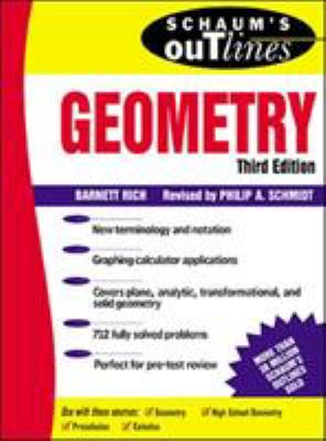 Schaum's Outline of Geometry 9780070527669