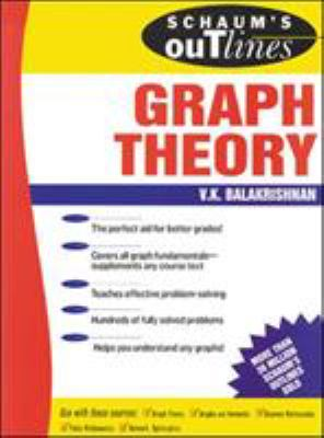 Schaum's Outline of Graph Theory: Including Hundreds of Solved Problems 9780070054899
