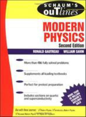 Schaum's Outline of Modern Physics 9780070248304