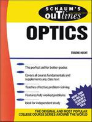 Schaum's Outline of Optics 9780070277304