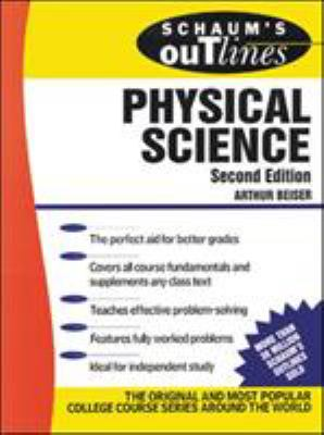 Schaum's Outline of Physical Science 9780070044197