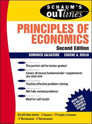 Schaum's Outline of Principles of Economics 9780070546295