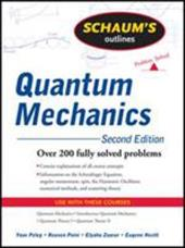 Schaum's Outlines Quantum Mechanics 259803