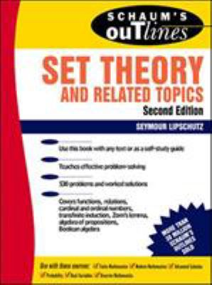 Schaum's Outline of Set Theory and Related Topics 9780070381599