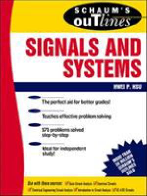 Schaum's Outline of Signals and Systems 9780070306417