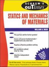 Schaum's Outline of Statics and Mechanics of Materials 241293