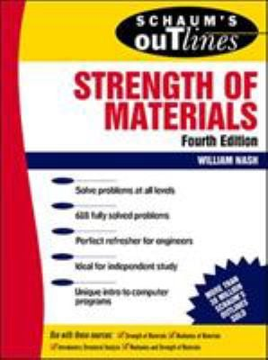 Schaum's Outline of Strength of Materials 9780070466173