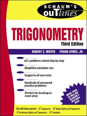 Schaum's Outline of Trigonometry 9780070068933