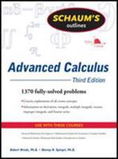 Schaum's Outlines Advanced Calculus