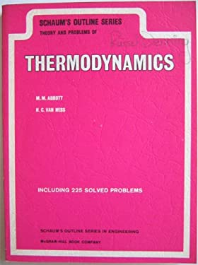 ISBN 9780070000407 product image for Schaum's Thermodynamics | upcitemdb.com